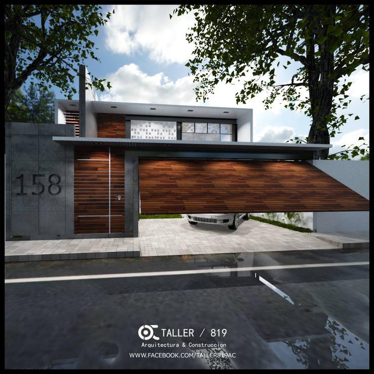 LOFT 158:  de estilo  por TALLER819 A & C