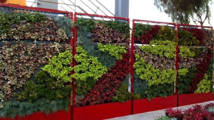 Semana del habitat: Jardines de estilo  por Arquitectura Orgánica Viviana Font