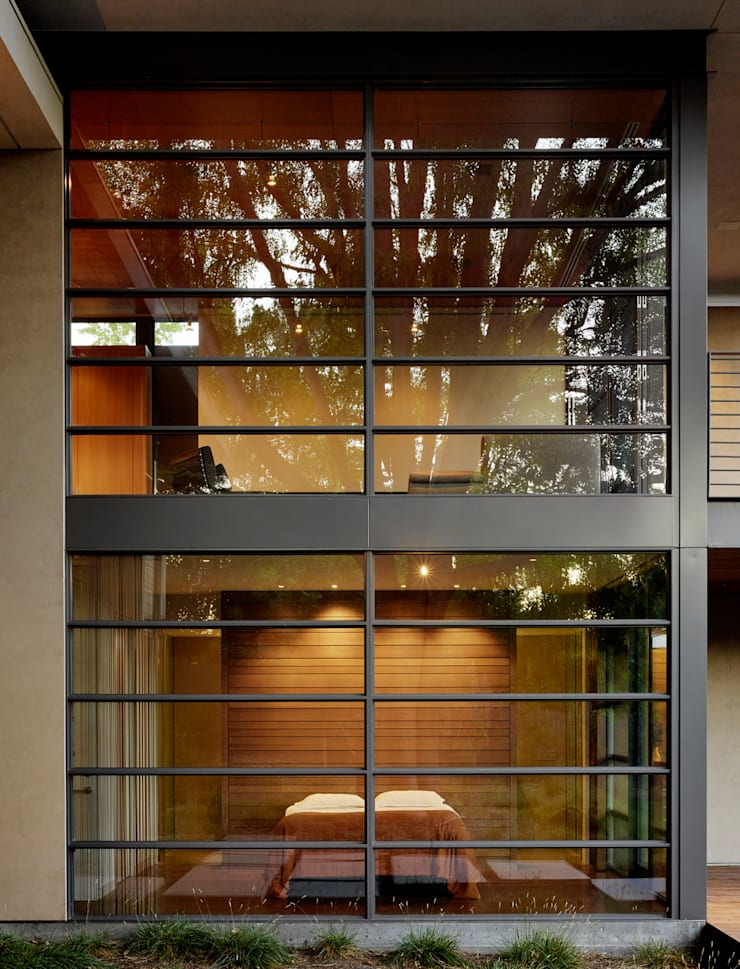 Stanford Residence:  Windows by Aidlin Darling Design