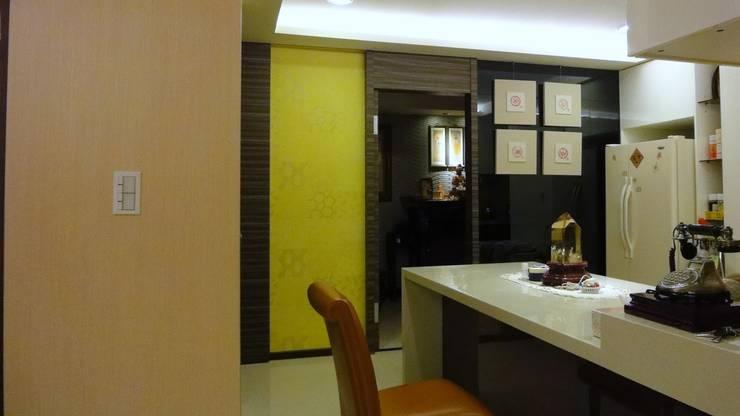 生活禪意:  餐廳 by AIRS 艾兒斯國際室內裝修有限公司