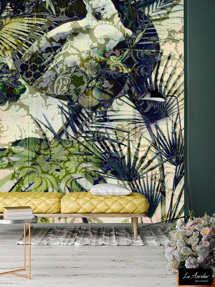 Exotic - Wallpaper:   door La Aurelia , Tropisch