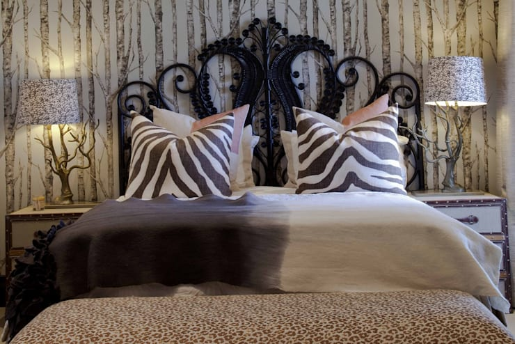 equestrian farm house: modern Bedroom by House of Decor