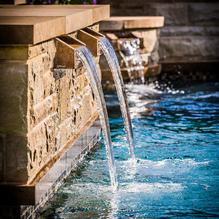 Water Features:   by FineLines Design Studio