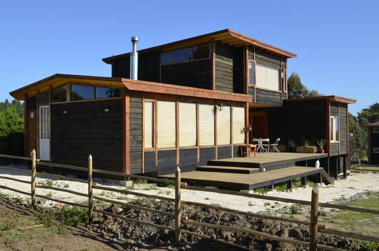 房子 by BLAC arquitectos