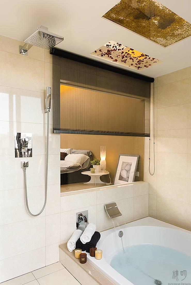 夢想中的家:  浴室 by 禾光室內裝修設計 ─ Her Guang Design
