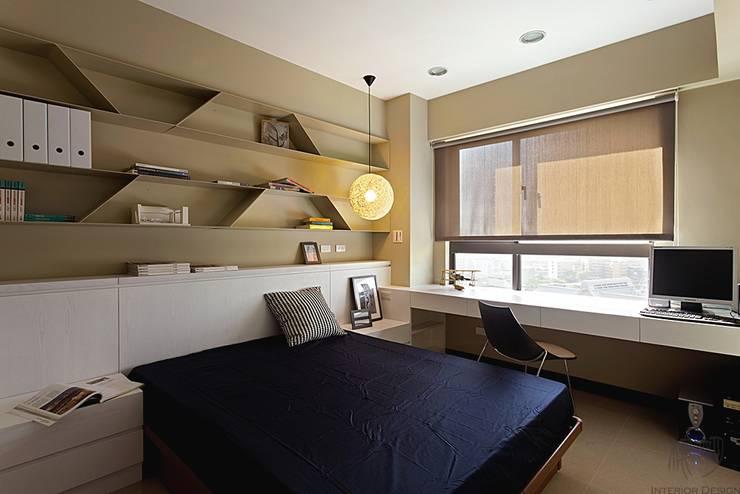 成就一輩子的夢想:  臥室 by 禾光室內裝修設計 ─ Her Guang Design