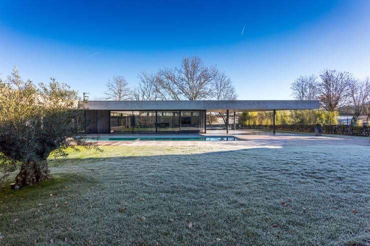 房子 by Hugues TOURNIER Architecte