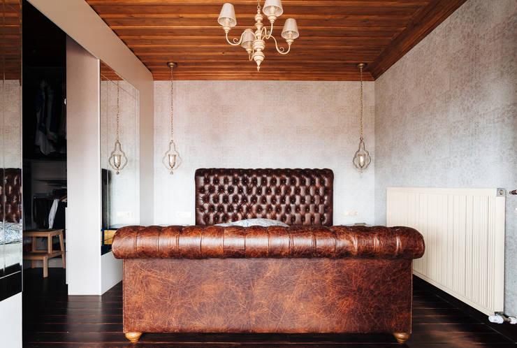 Habitaciones de estilo  por Bilgece Tasarım
