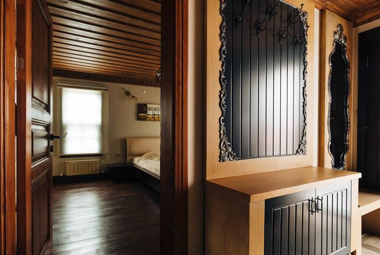 Bilgece Tasarım – Aslı& Şamil Keser konut :  tarz Yatak Odası, Modern