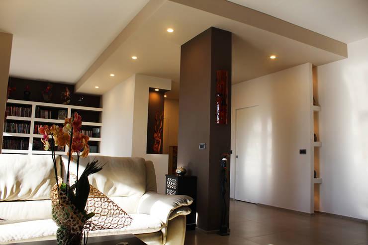 Salas de estilo  por Studio 06