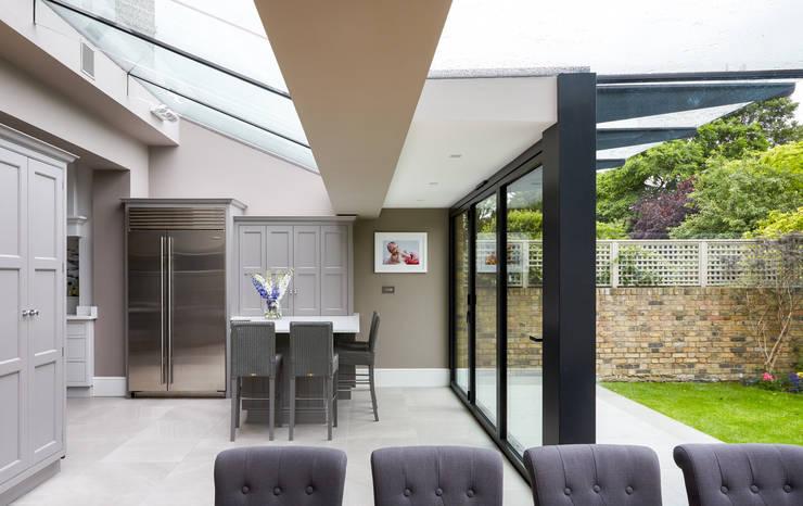 Internal photo:  Living room by Trombe Ltd