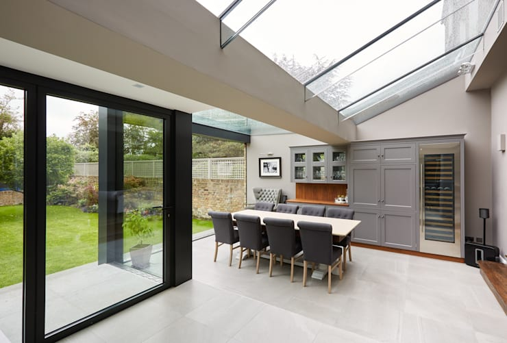 Internal photo:  Kitchen by Trombe Ltd