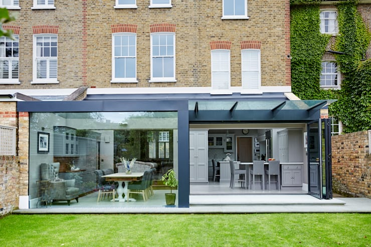 External photo:  Kitchen by Trombe Ltd