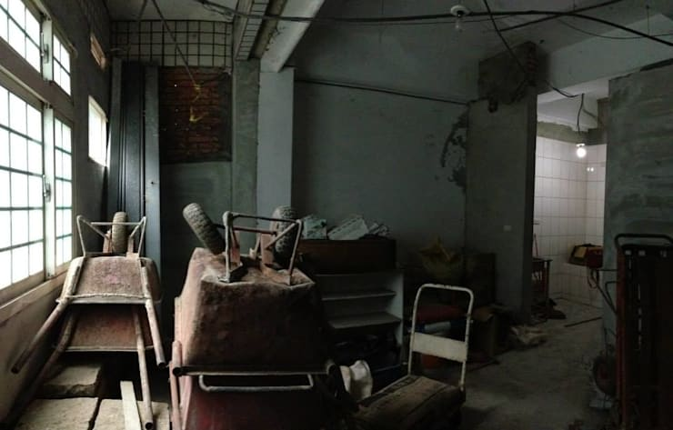 整理前雜物眾多:   by 慶澤室內裝修工程有限公司