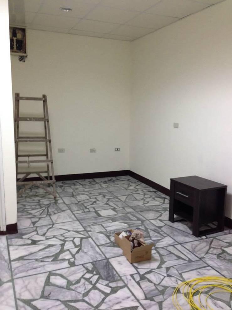 完工後,水電重配.油漆及天花板都完成.漏水部份也已解決:   by 慶澤室內裝修工程有限公司