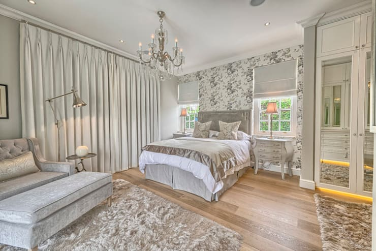 Bedroom by House Couture Interior Design Studio