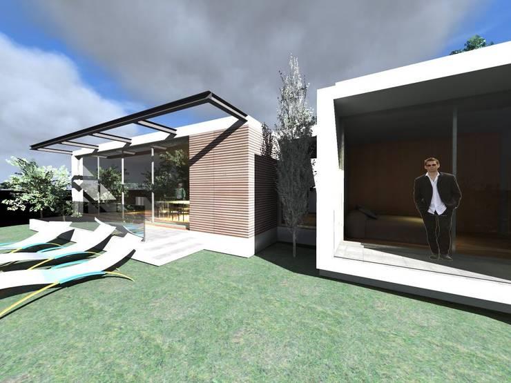 Vivenda Unifamiliar <q>RT</q>: Casas  por Traço M - Arquitectura