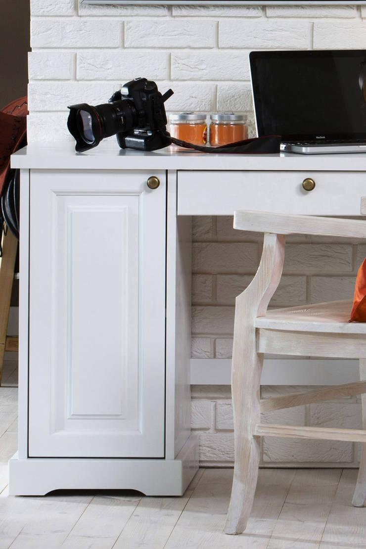 nowoczesne bia e meble z drewna litego kolekcja parma woodica von woodica homify. Black Bedroom Furniture Sets. Home Design Ideas