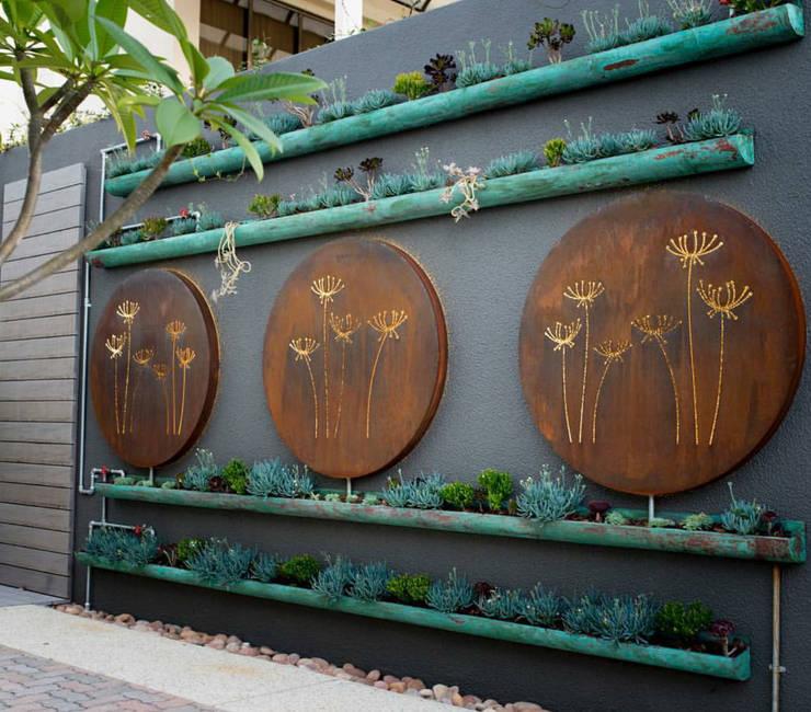Jardin de style  par abelia peyzaj