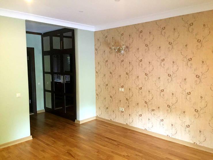 Mandalin Dizayn – İstanbul Ömerli Riverside Evleri Villa Projesi:  tarz Yatak Odası