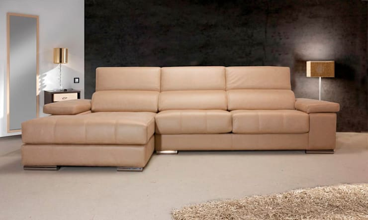 Salones de estilo  por Vittello - Sofás de Diseño