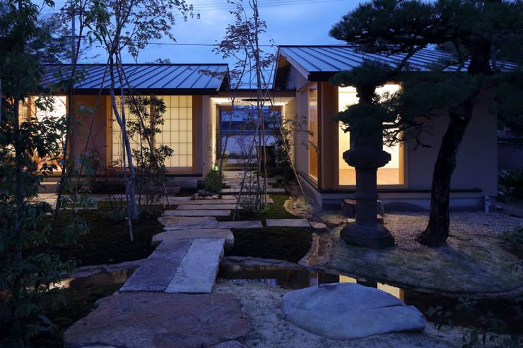 Casas de estilo  por 澤村昌彦建築設計事務所