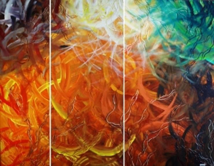 Rising 2:  Artwork by Indian Art Ideas