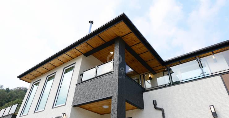성주 인촌리 주택: 코원하우스의  주택