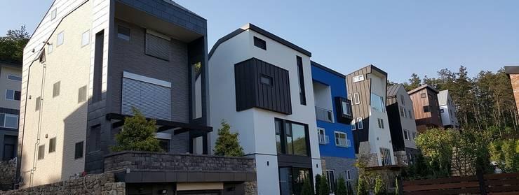 수하우징 프로젝트 B: 수하우징의  주택