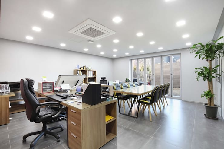 수하우징 프로젝트 B: 수하우징의  방,모던