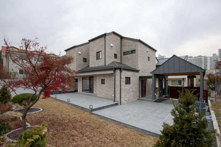 외부전경3: 건축사사무소 재귀당의  주택