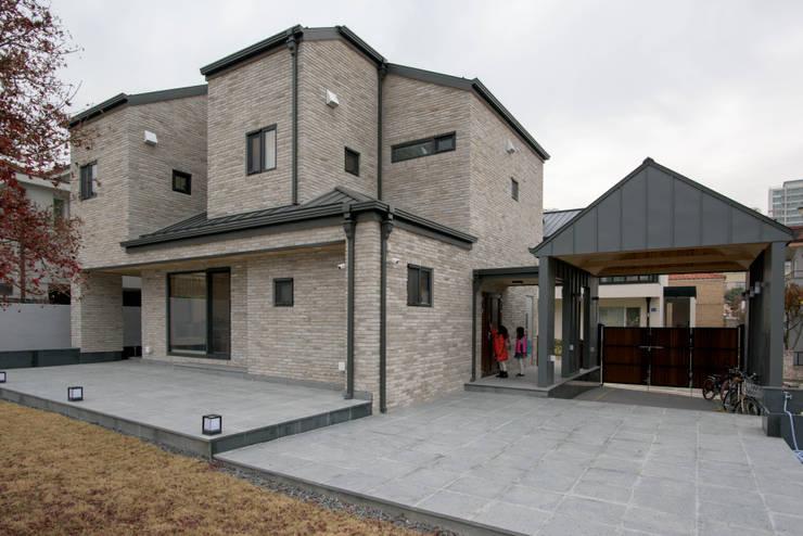 외부전경4: 건축사사무소 재귀당의  주택