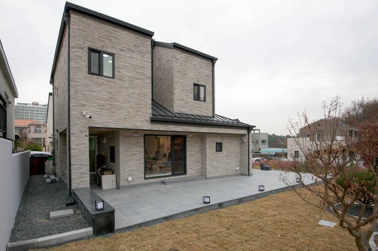 외부전경6: 건축사사무소 재귀당의  주택