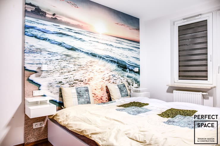 Bedroom by Perfect Space
