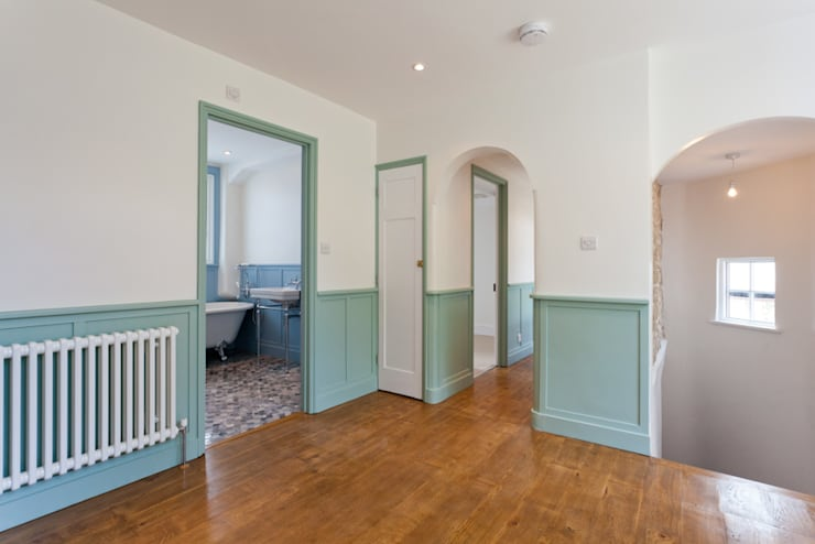 Full renovation Project:  Corridor & hallway by J.J.Mullane Ltd