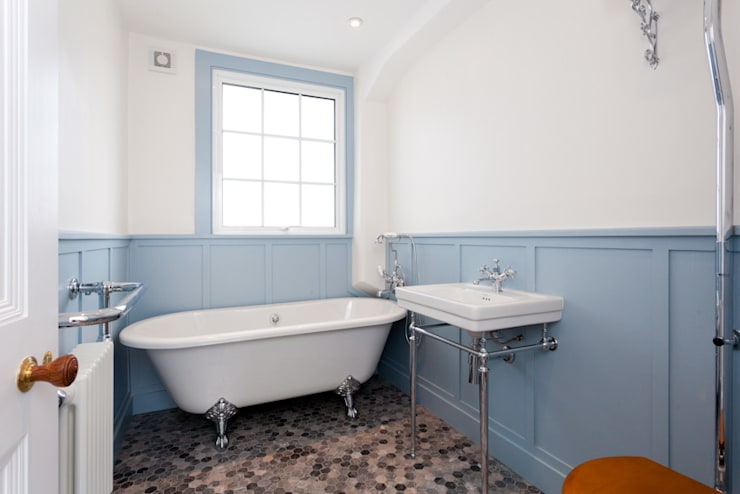 Full renovation Project:  Bathroom by J.J.Mullane Ltd