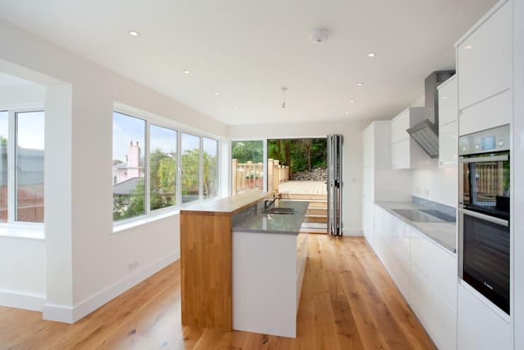 Full renovation Project:  Kitchen by J.J.Mullane Ltd