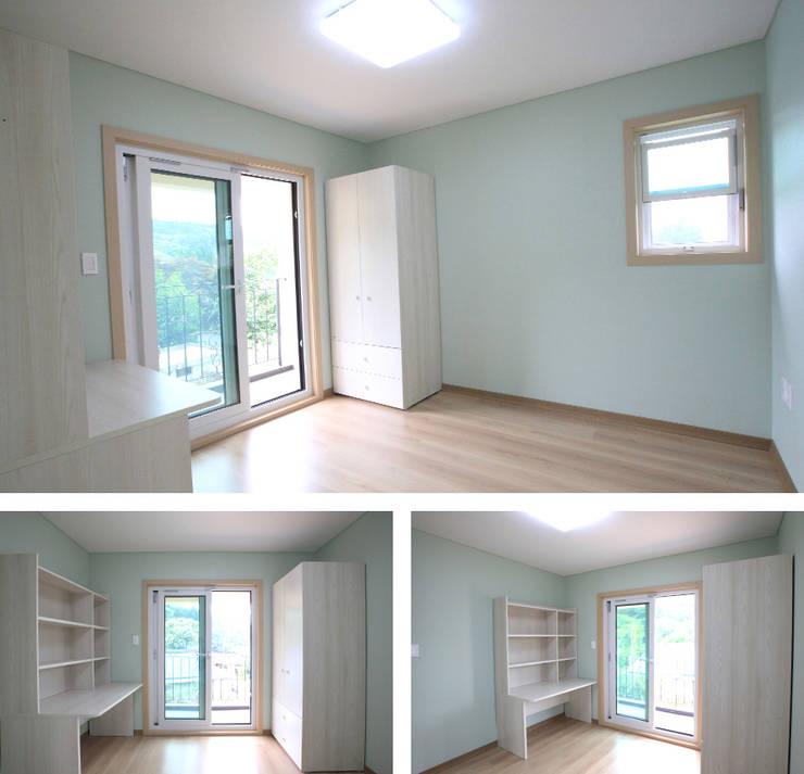 臥室 by 지성하우징