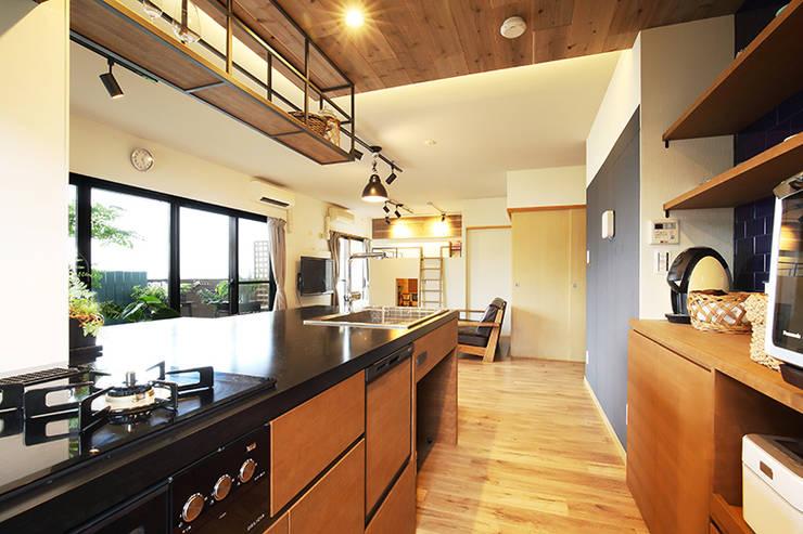 Projekty,  Kuchnia zaprojektowane przez SWITCH&Co.