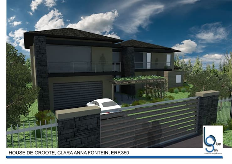 """HOUSE DE GROOTE—Clara Anna Fontein, Durbanville: {:asian=>""""asian"""", :classic=>""""classic"""", :colonial=>""""colonial"""", :country=>""""country"""", :eclectic=>""""eclectic"""", :industrial=>""""industrial"""", :mediterranean=>""""mediterranean"""", :minimalist=>""""minimalist"""", :modern=>""""modern"""", :rustic=>""""rustic"""", :scandinavian=>""""scandinavian"""", :tropical=>""""tropical""""}  by BLUE SKY Architecture,"""