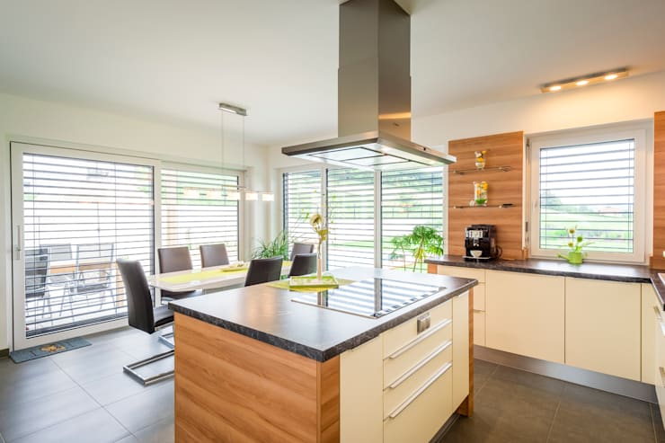 Kitchen by WimbergerHaus