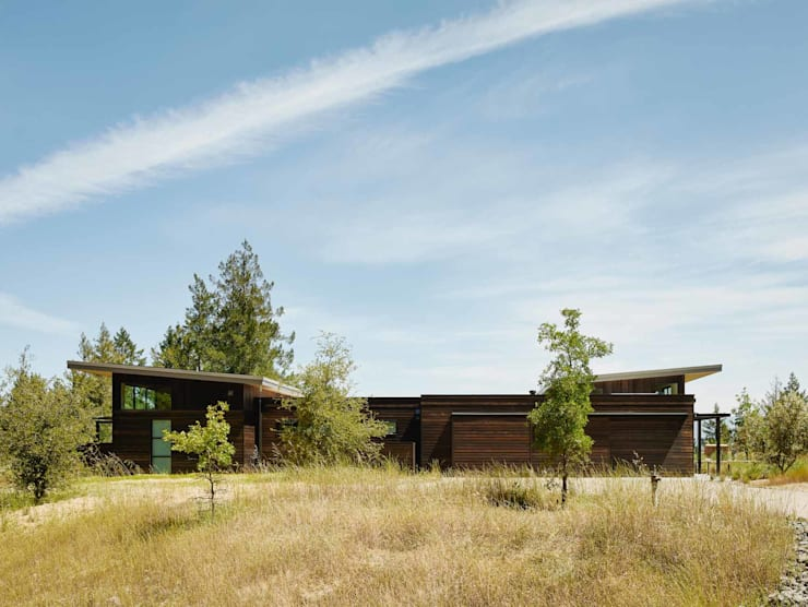 Healdsburg I:  Houses by Feldman Architecture