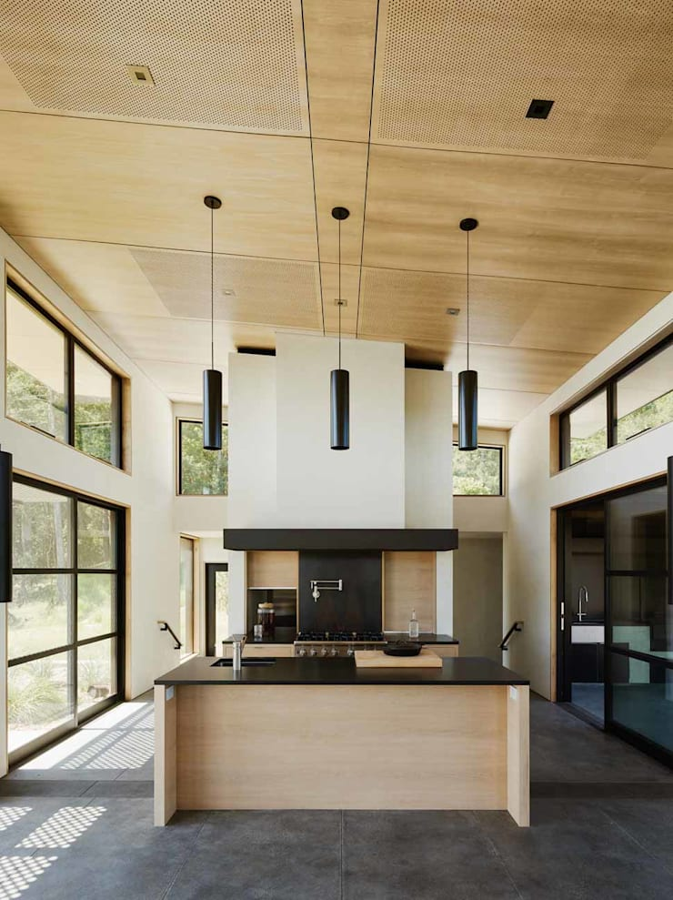 Healdsburg I: modern Kitchen by Feldman Architecture