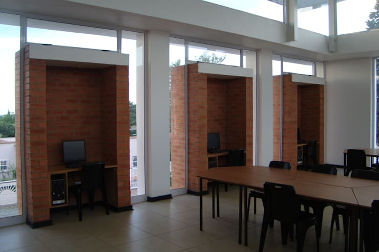 EDENGLEN PRIMARY RESOURCE CENTRE:  Schools by Architects Of Justice, Modern