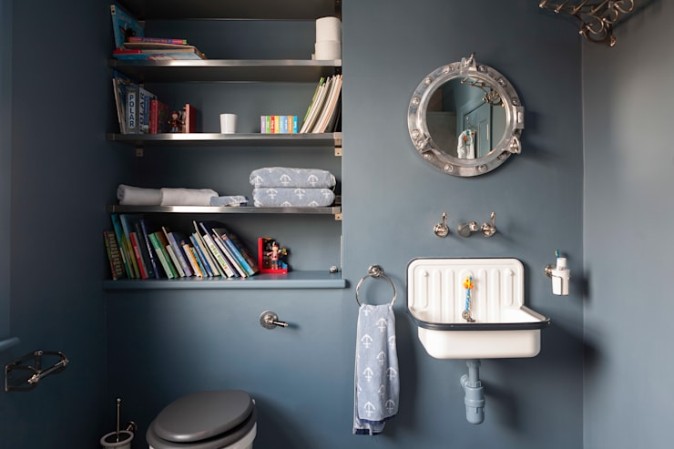 Baños de estilo  por Blankstone