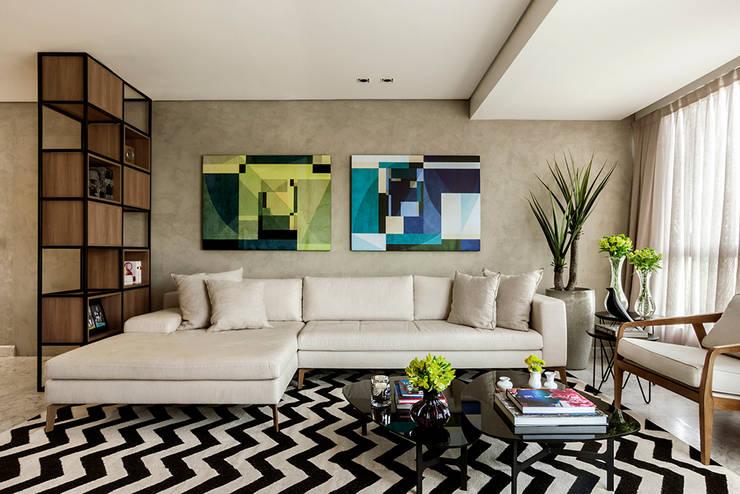 Living room by Carpaneda & Nasr
