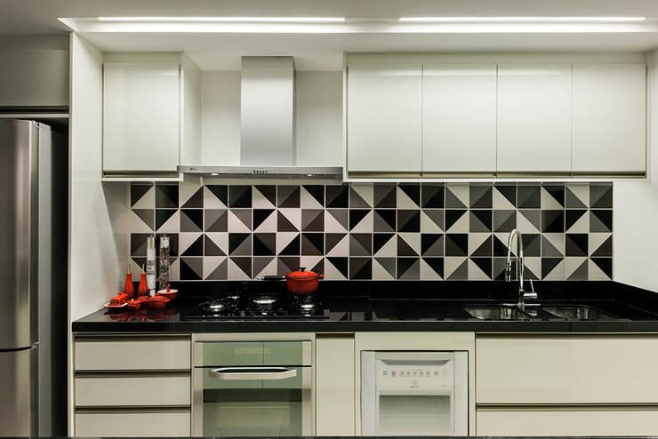 Kitchen by Carpaneda & Nasr