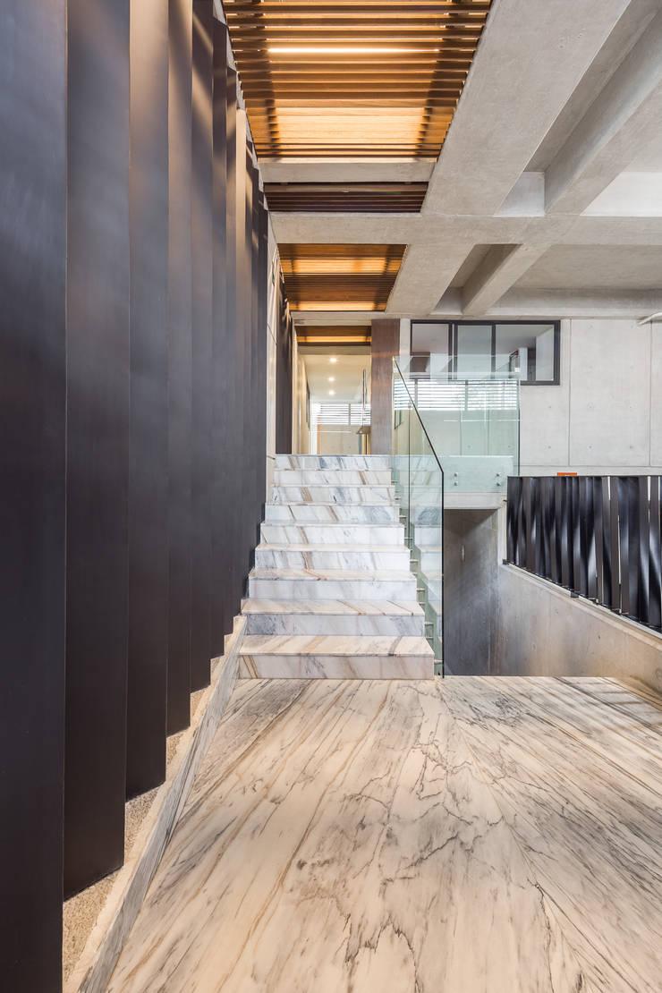 HF 1148 Pasillos, vestíbulos y escaleras modernos de PHia Moderno