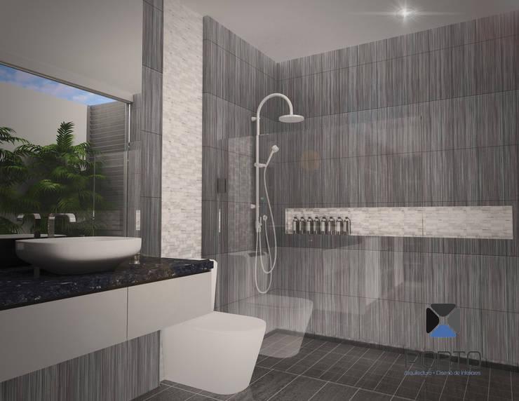 """""""Proyecto DB27':  de estilo  por PORTO Arquitectura + Diseño de Interiores"""