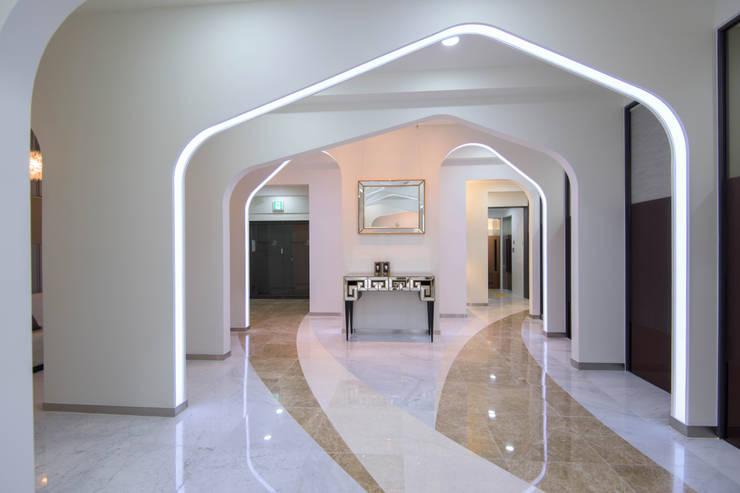 내부공간8: 건축사사무소 재귀당의  서재 & 사무실